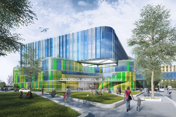 Medicine for Members: Cambridge Children's Hospital – A Whole New Way