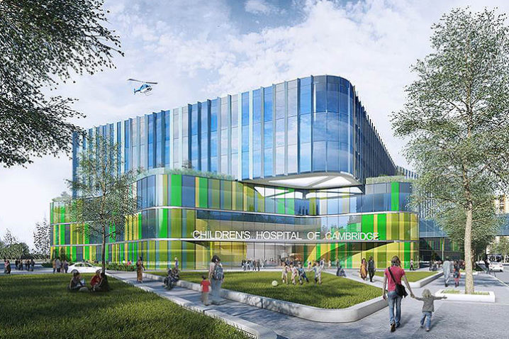 Children's Research Hospital and Centre for Precision Paediatric Medicine