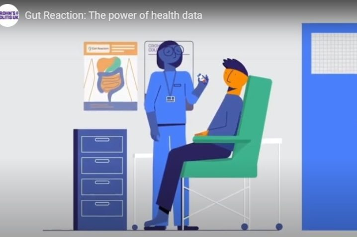 Health Data Research Hub for IBD creates new animation