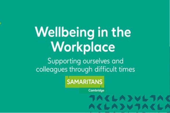 CBC Wellness Campaign: Supporting Colleagues through Difficult Times